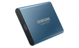 Портативный накопитель Samsung T5 Portable SSD - 500GB - USB 3.1 External SSD (MU-PA500B/AM)