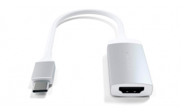 Satechi Type-C HDMI Adapter Silver (ST-TC4KHAS)