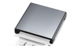 Satechi Aluminum Monitor Stand Hub Space Gray for iMac (ST-AMSHM)