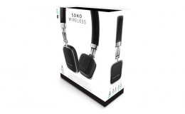 Наушники Harman/Kardon Soho Wireless Black (HKSOHOBTBLK)