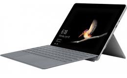 Клавиатура Microsoft Surface Go SIG Type Cover Platinum (KCT-00001)