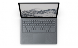 Microsoft Surface Laptop (KSR-00001) (Intel Core i5 / 128GB / 8GB RAM) (Platinum)