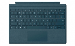 Microsoft Surface Pro Signature Type Cover Cobalt Blue (FFQ-00021)