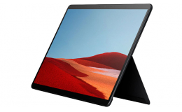 "Microsoft 13"" Multi-Touch Surface Pro X (MJU-00001) Matte Black 16/512GB"