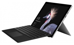 Microsoft Surface Pro (2017) Intel Core m3 / 128GB / 4GB RAM Bundle (HGG-00001)