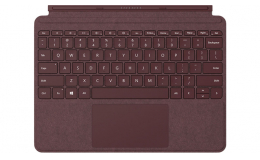 Клавиатура Microsoft Surface Go SIG Type Cover Burgundy (KCS-00041)