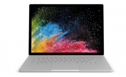 Microsoft Surface Book 2 Silver (HMU-00001)