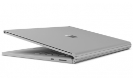 Microsoft Surface Book 2 Silver (FVH-00001)