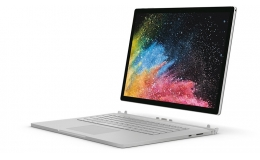Microsoft Surface Book 2 Silver (QKK-00001) (Intel Core i5 / 256GB / 16GB RAM)