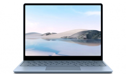 "Microsoft Surface Laptop Go - 12.4"" - Core i5 - 8 GB RAM - 128 GB SSD (THH-00024) Ice Blue"