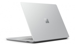 "Microsoft Surface Laptop Go - 12.4"" - Core i5 - 8 GB RAM - 256 GB SSD (THJ-00001) Platinum"