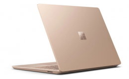 "Microsoft Surface Laptop Go - 12.4"" - Core i5 - 8 GB RAM - 256 GB SSD (THJ-00035) Sandstone"