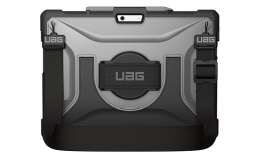 Urban Armor Gear PLASMA SERIES MICROSOFT SURFACE PRO X CASE WITH HANDSTRAP & SHOULDER STRAP