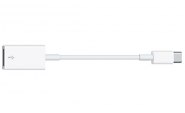 Адаптер Apple USB-C TO USB ADAPTER (MJ1M2ZM/A)