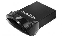 Накопитель SanDisk 128GB USB 3.1 Ultra Fit (SDCZ430-128G-G46)