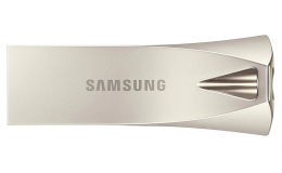 Накопитель Samsung BAR Plus USB 3.1 128GB (MUF-128BE3/APC) Champagne Silver