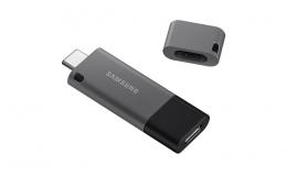 Накопитель Samsung DUO Plus USB Type-C 256GB (MUF-256DB/APC)