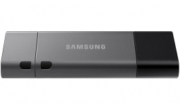 Накопитель Samsung DUO Plus USB Type-C 128GB (MUF-128DB/APC)