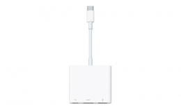Адаптер Apple USB-C to digital AV Multiport Adapter (MUF82)
