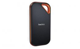 Твердотельный накопитель SanDisk 2TB Extreme PRO Portable External SSD (SDSSDE80-2T00-A25)