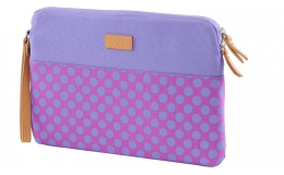 Greene + Gray Violet Microsoft Surface Sleeve Clutch
