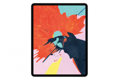 Планшет Apple iPad Pro 12.9 2018 Wi-Fi + Cellular 512 GB Silver (MTJJ2, MTJN2)