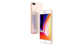 Смартфон Apple iPhone 8 Plus 64GB Gold (MQ8N2)