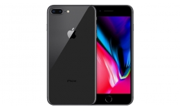 Смартфон Apple iPhone 8 Plus 64GB Space Gray (MQ8L2)