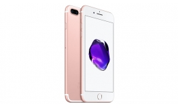 Смартфон Apple iPhone 7 Plus 256GB Rose Gold (MN502)