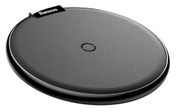 Baseus iX Desktop Wireless Charger Black (WXIX-01)