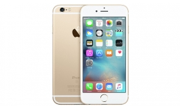 Смартфон Apple iPhone 6s 16GB Gold (MKQL2)
