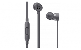 Наушники Beats by Dr. Dre urBeats3 with 3.5mm Plug Grey (MQFX2Z)