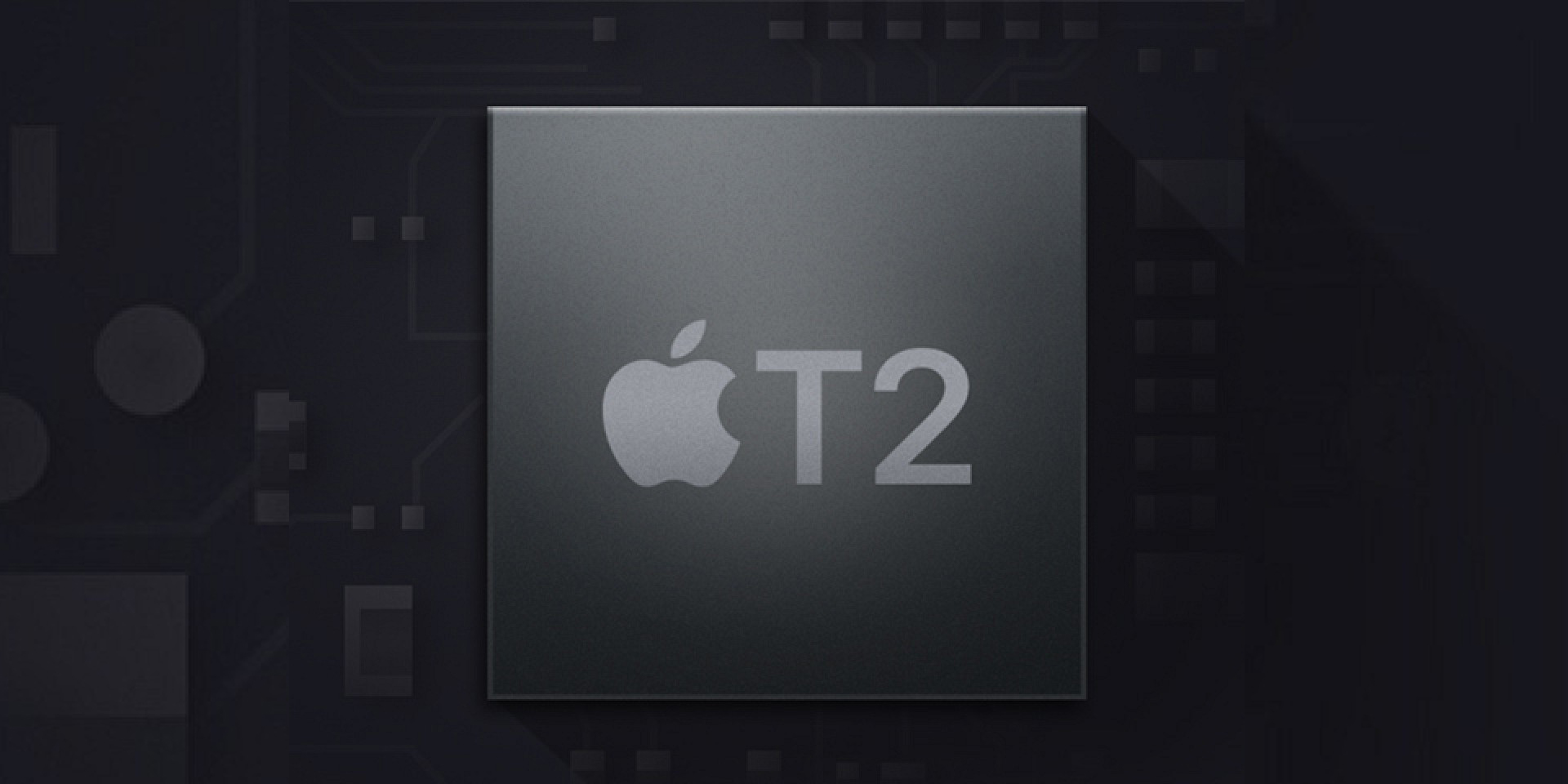 MacBook Air - Чип безопасности Apple T2 Security Chip
