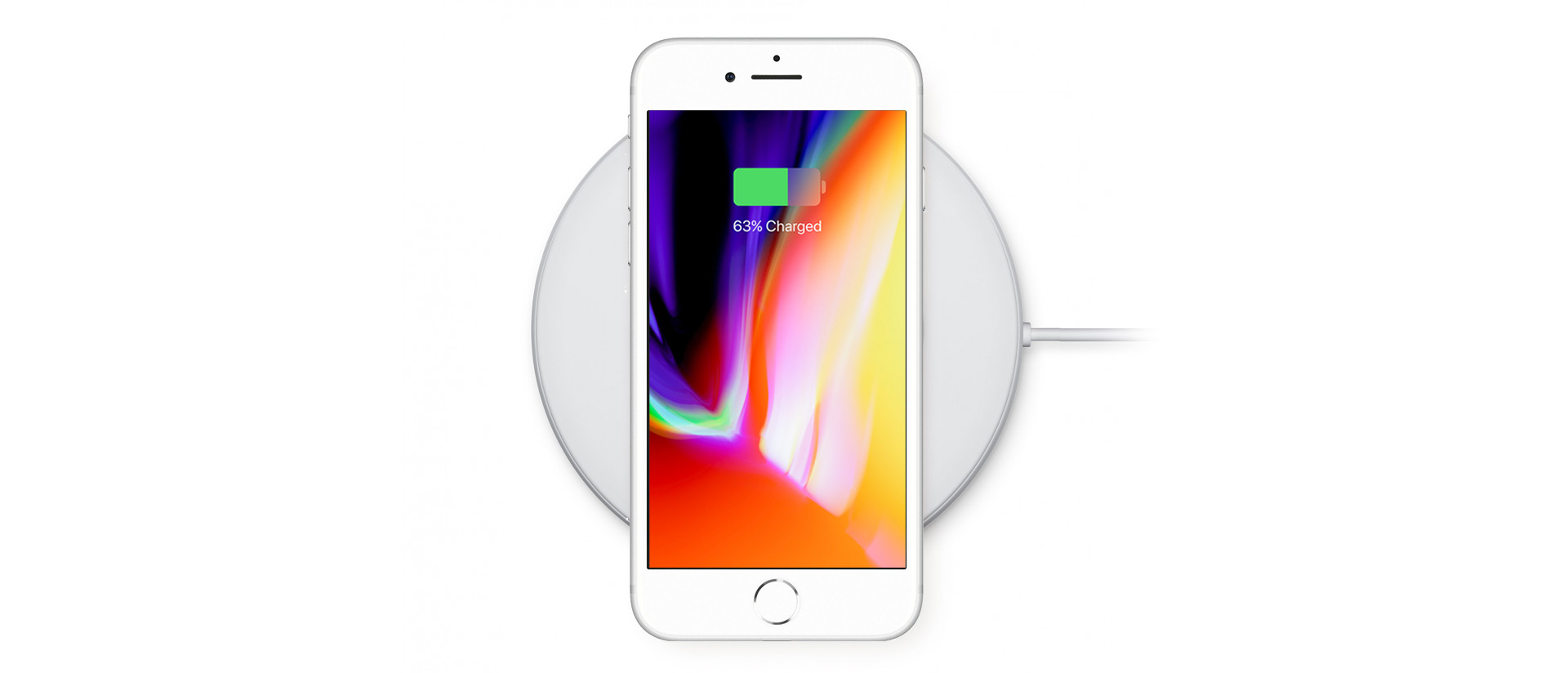iPhone-8-Silver-charged