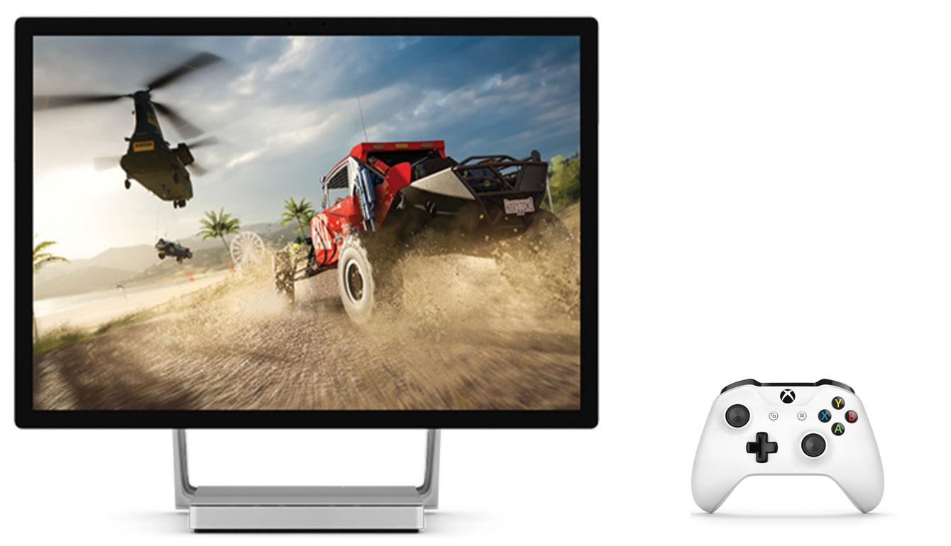 Surface Studio и Xbox