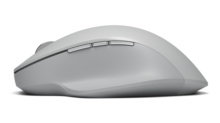 Surface Precision Mouse. Точность управления. Индивидуальная настройка