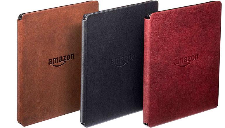 Kindle Oasis - флагманская модель Amazon для истинных ценителей книг и комфорта