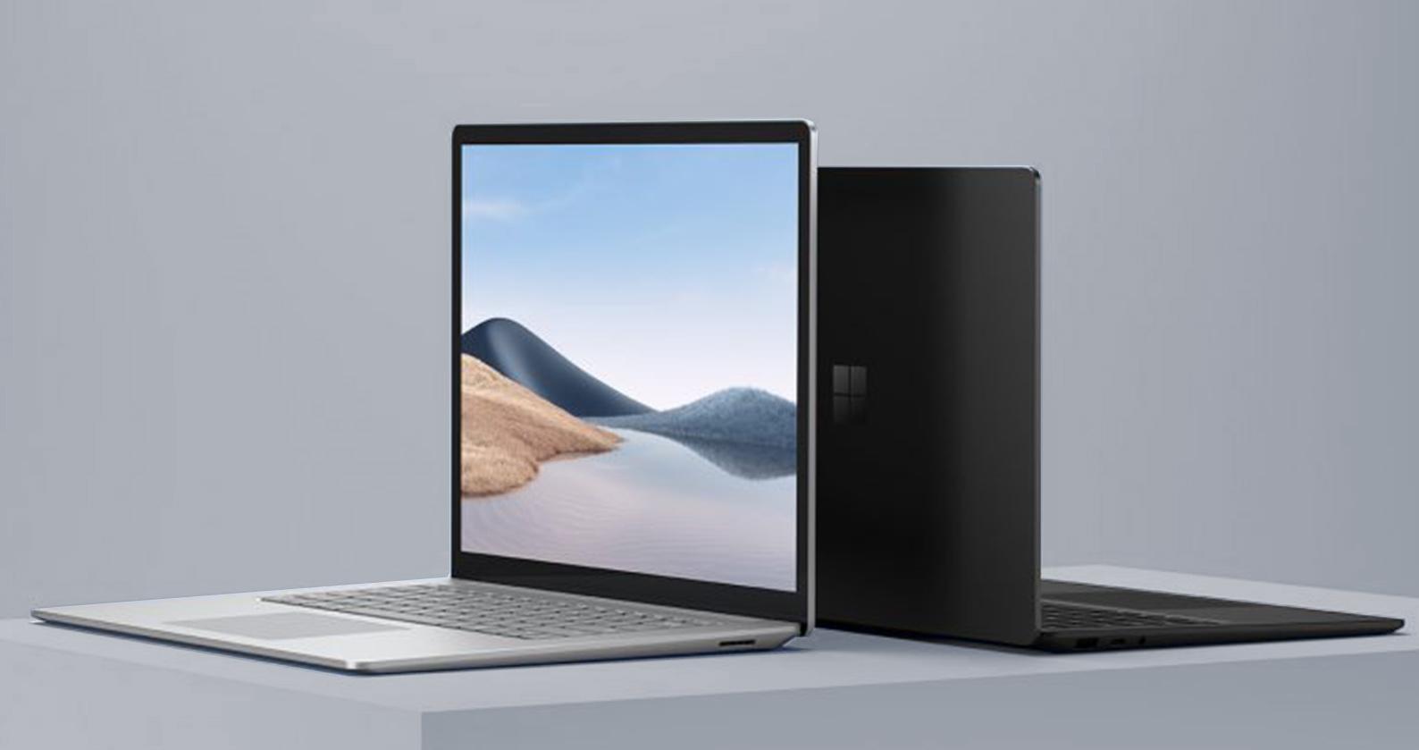 Surface Laptop 4 - ультратонкий ноутбук с сенсорным экраном