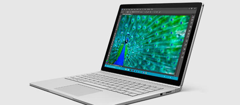 Microsoft представил Surface Book - ноутбук, созданный для профессионалов
